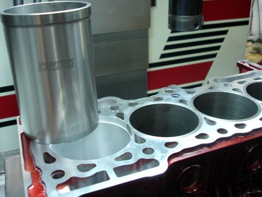 Darton Sleeves - Restoration engines | Darton Sleeve Installation | Rebuilt Cylinder Heads