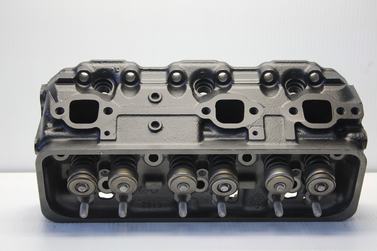 Cylinder heads gm 4 3l 262 cid 92 96 marine cylinder for General motors marine engines