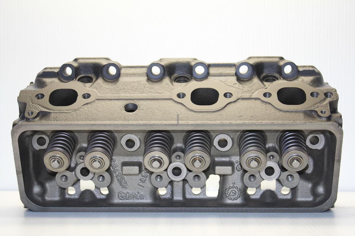 Cylinder heads :: GM 4 3L (262 cid) 00-09 marine cylinder
