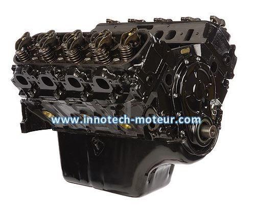 Marine engines :: GM 7 4L (454 cid) 77-89 marine engine